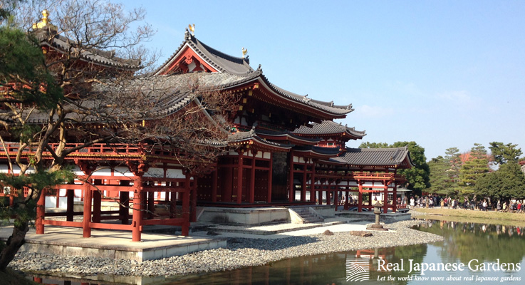 Japanese Garden History Part 1 - The Heian Period | Real Japanese Gardens