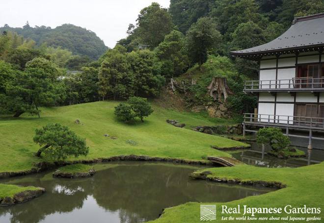 Japanese Garden History Part 1 The Heian Period Real