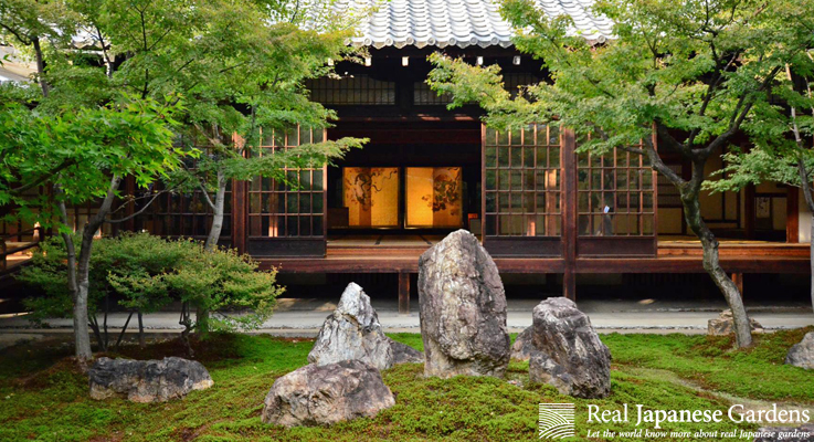 Buddhist Ceremony Traditional Japanese Garden: Real Japanese Gardens