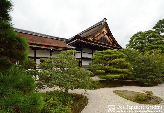 Kyōto Gosho (Kyoto Imperial Palace)  Real Japanese Gardens