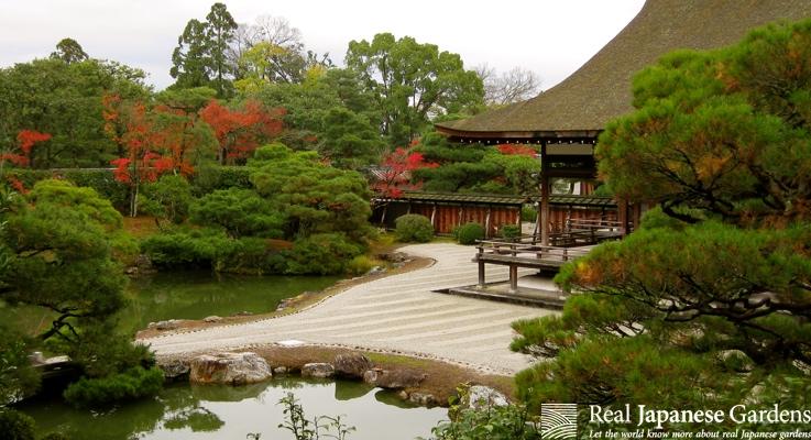 Ninna Ji Real Japanese Gardens