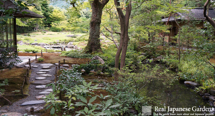 Stone Zen Garden Japanese garden paths part 2 real japanese gardens elements explanations workwithnaturefo