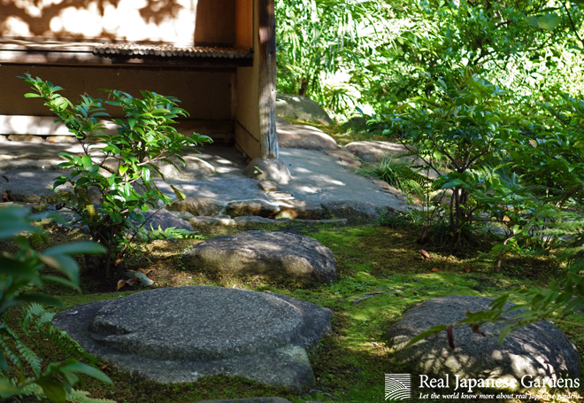 Real Japanese Gardens