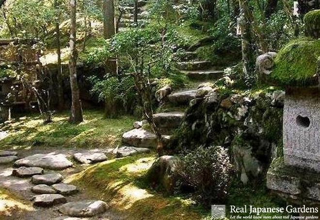 Japanese Garden Paths Part 2 Real Japanese Gardens